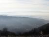 Z Dąbrowskiej Góry w kierunku Kotliny Sądeckiej