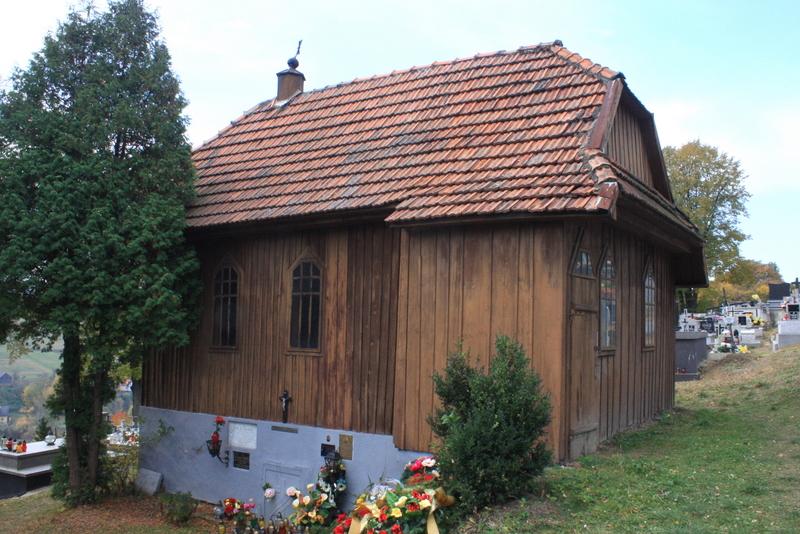 Kaplica cmentarna w Siennej