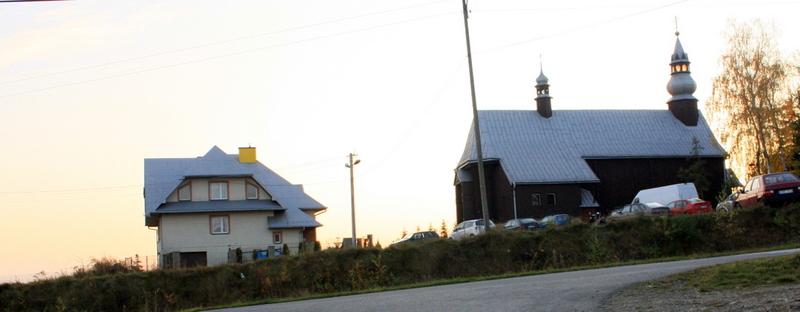 Kościół w Tabaszowej