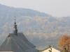Kościół w Tropiu i zamek Tropszyn w Wytrzyszcze